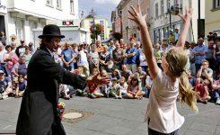 Jasa Street Magician Terbaik untuk Acara Anda