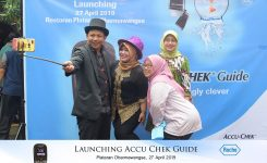 Indomagic – Launching Product Accu Check Guide Roche